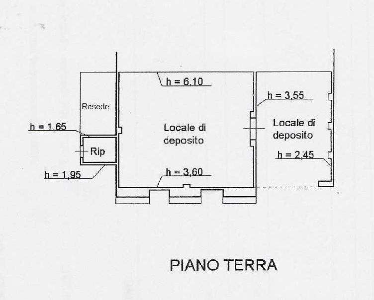 Planimetria 1/1 per rif. 1982