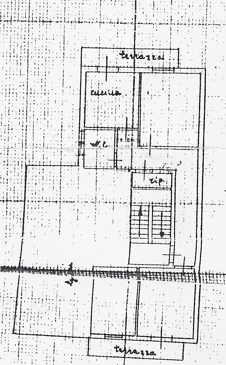 Planimetria 1/1 per rif. 2068