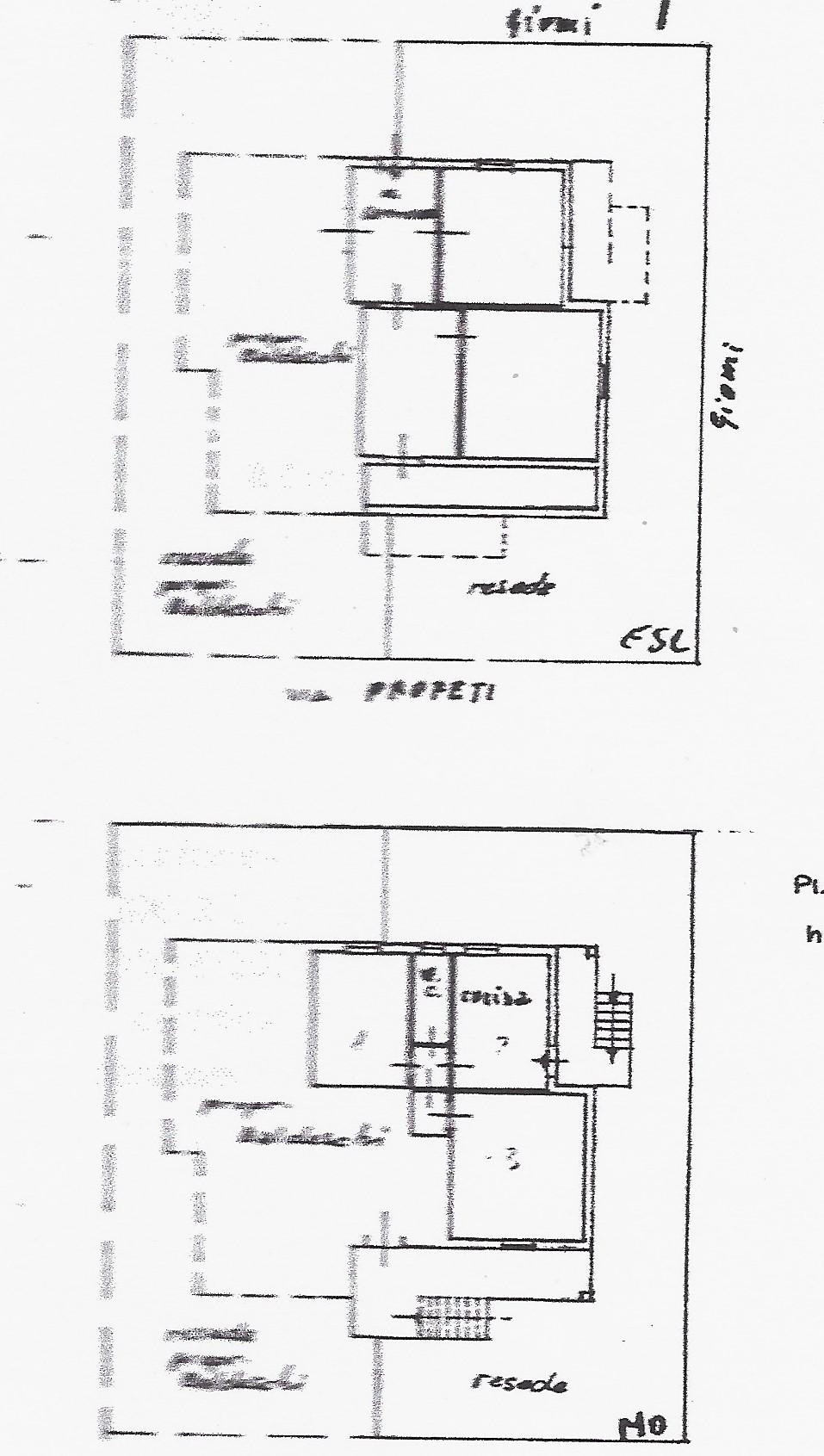 Planimetria 1/1 per rif. 2073