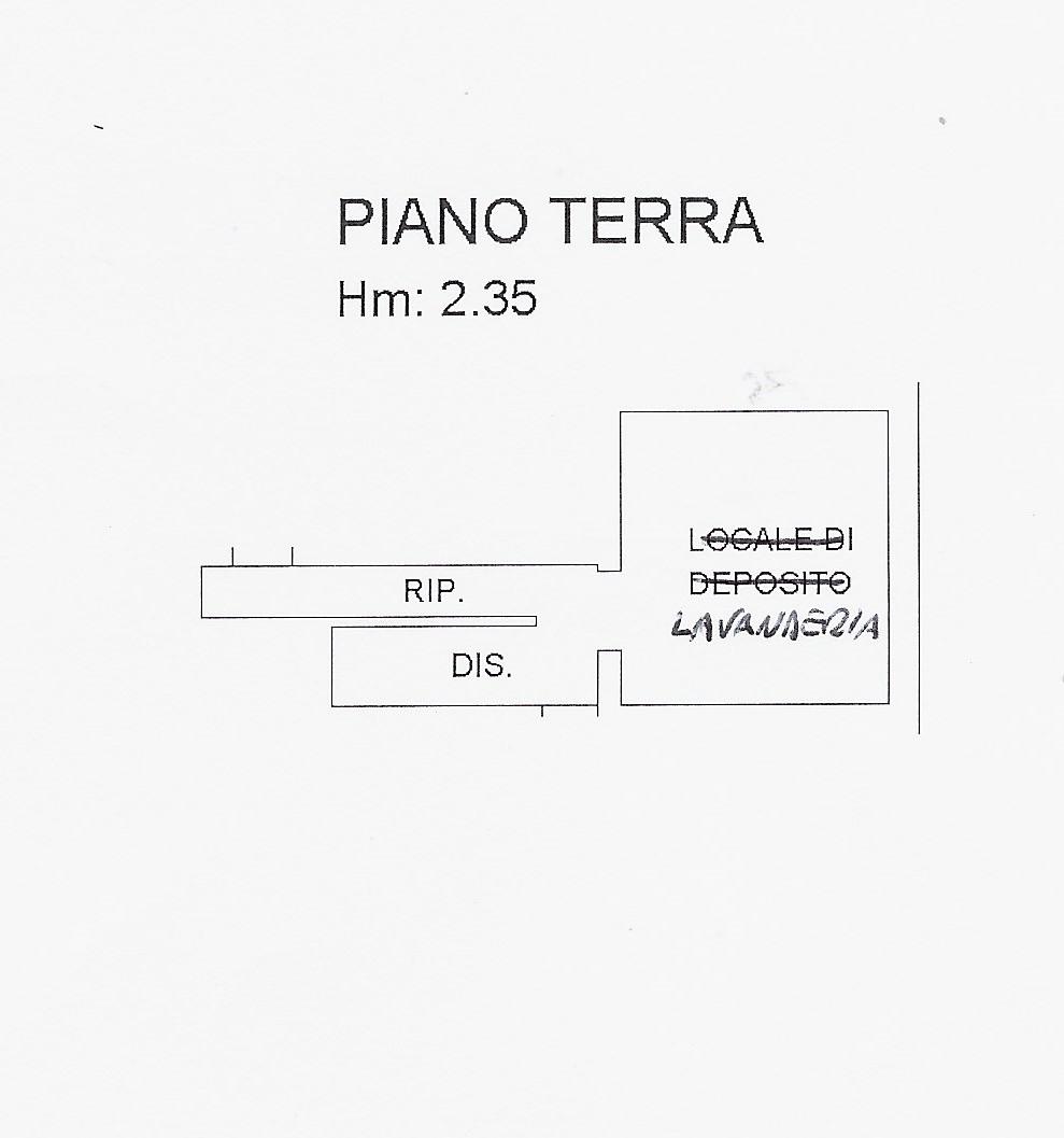 Planimetria 4/4 per rif. 2090