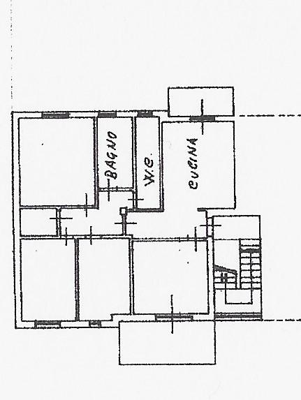 Planimetria 1/1 per rif. 2134