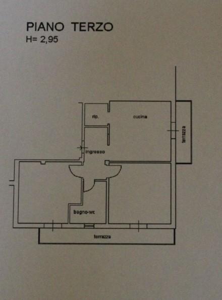 Planimetria 1/1 per rif. 2198