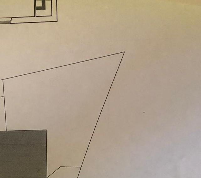 Planimetria 3/3 per rif. 2223