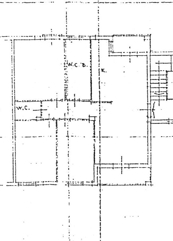 Planimetria 1/2 per rif. 2225