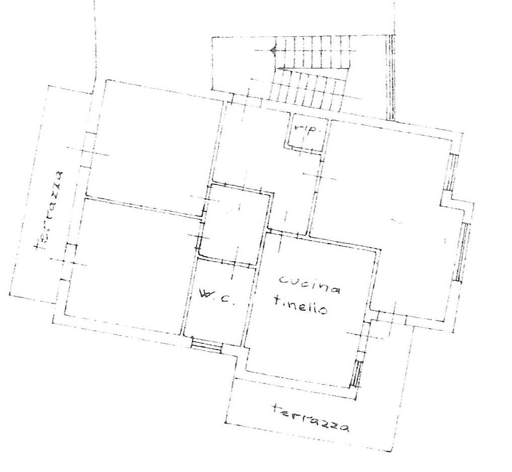 Planimetria 1/1 per rif. 2228