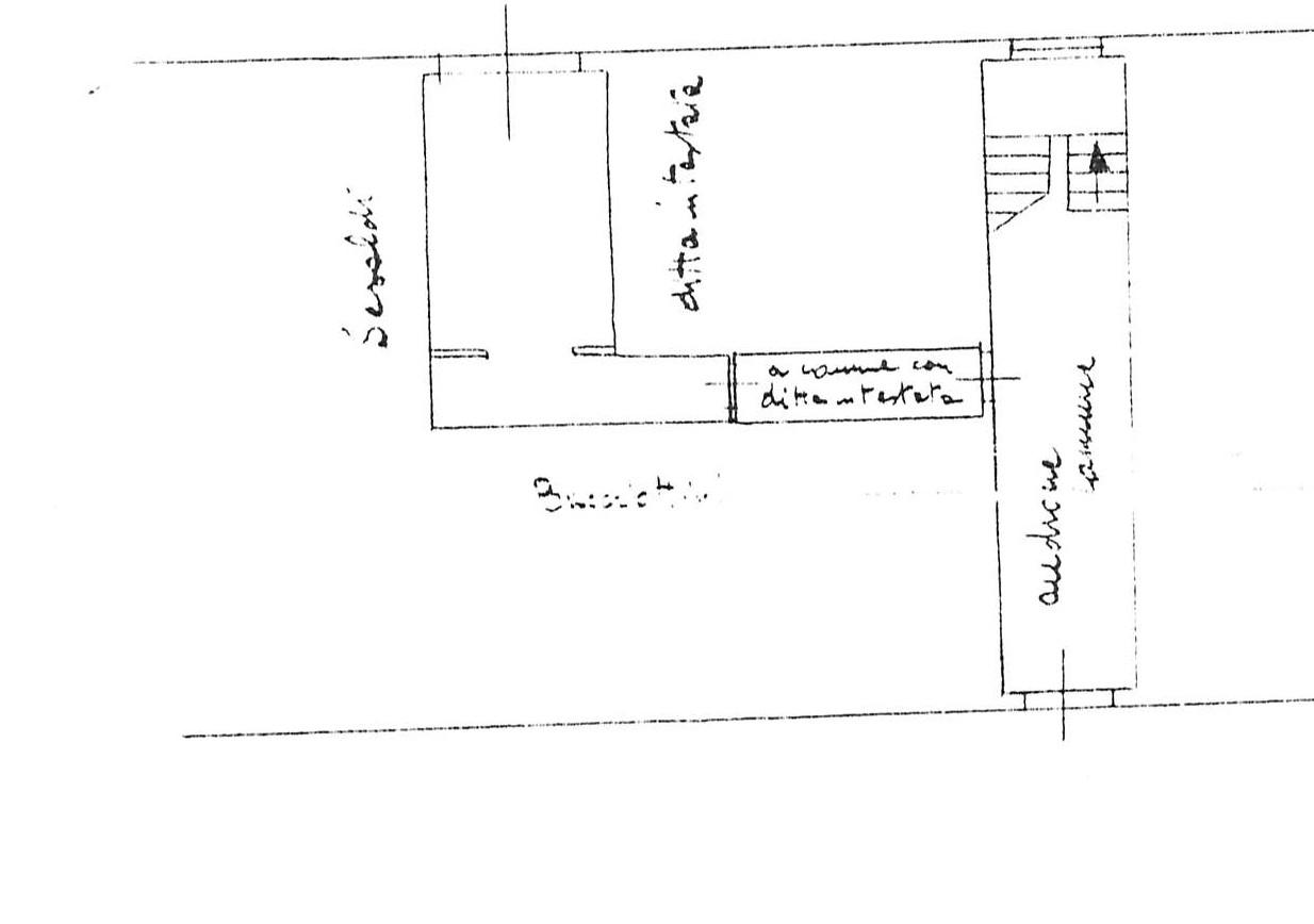 Planimetria 2/2 per rif. 2230