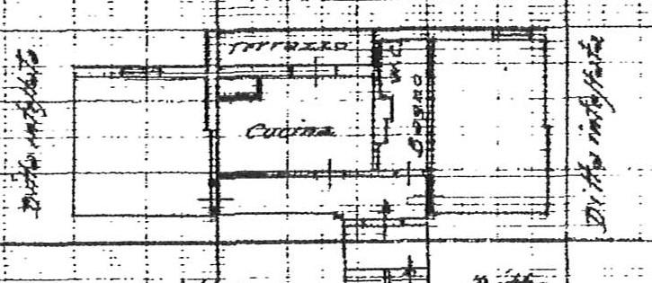 Planimetria 1/1 per rif. 2234