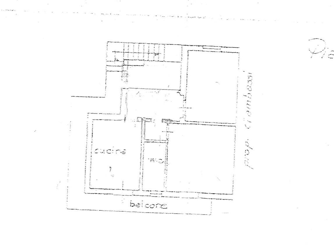 Planimetria 1/1 per rif. 2244