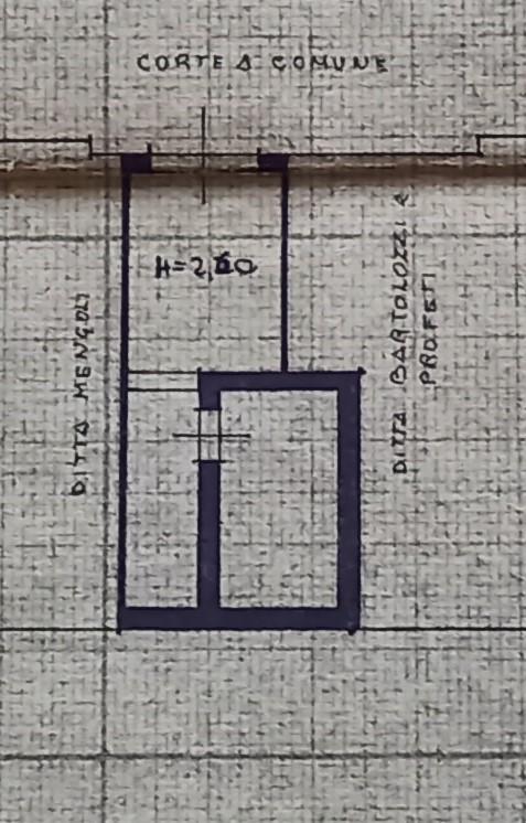 Planimetria 2/2 per rif. 2251