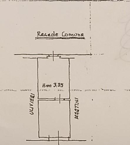 Planimetria 2/2 per rif. 2253
