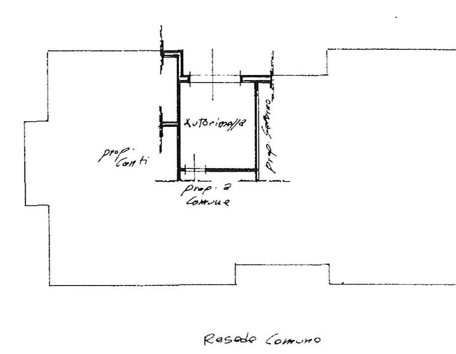 Planimetria 2/2 per rif. 2256