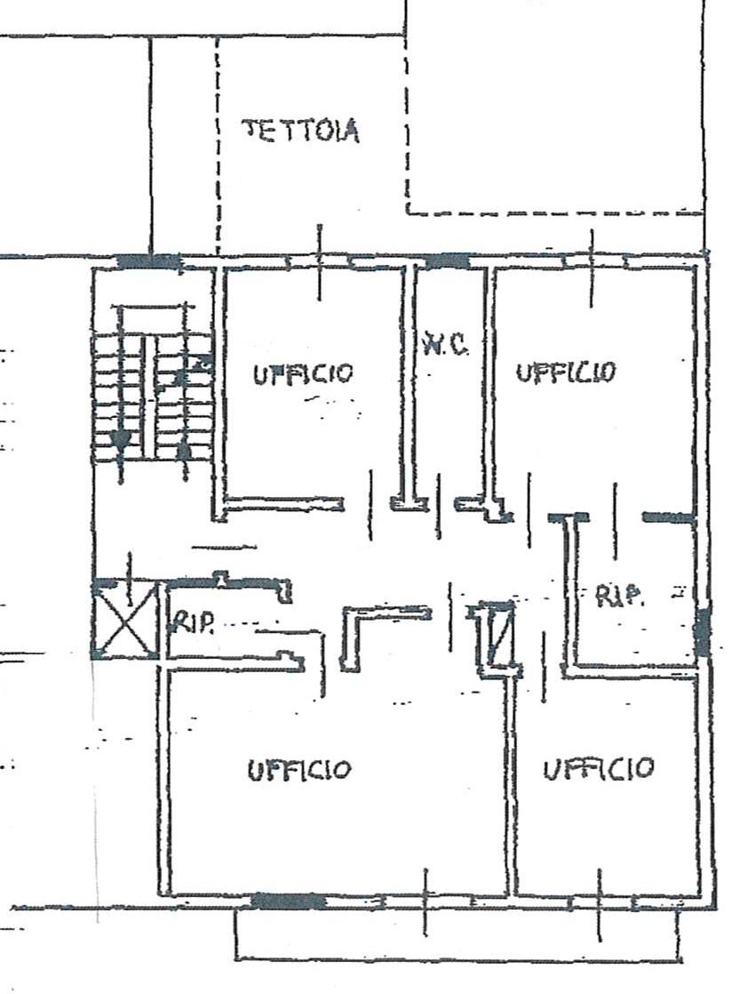 Planimetria 1/1 per rif. 2269