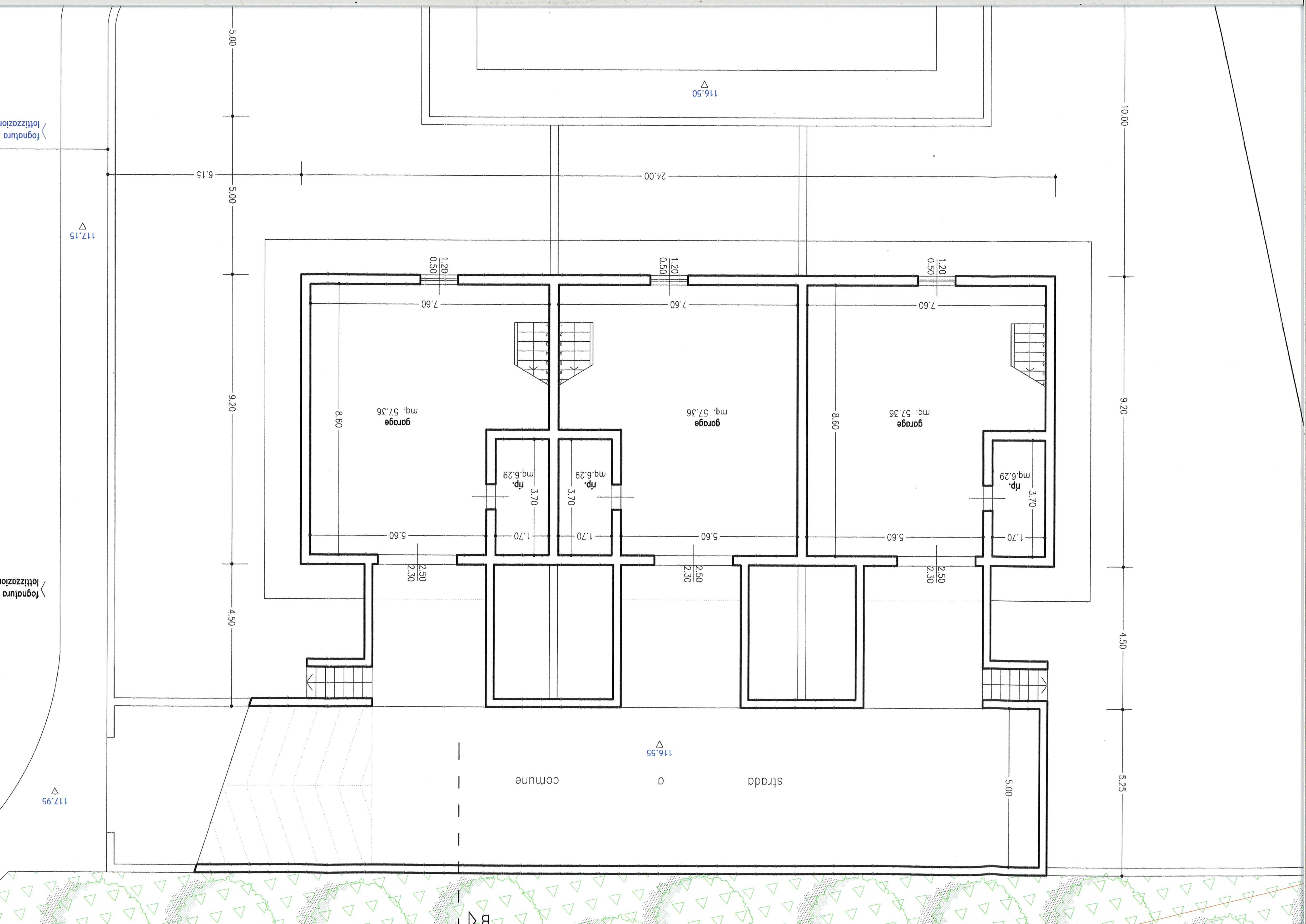 Planimetria 3/3 per rif. 2273