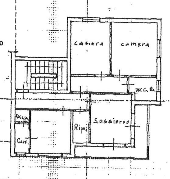 Planimetria 1/1 per rif. 2276