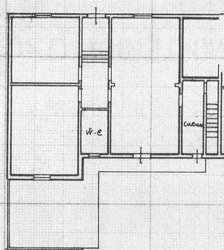 Planimetria 1/1 per rif. 2293