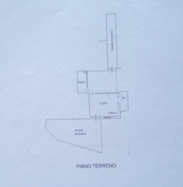 Planimetria 1/1 per rif. 2304