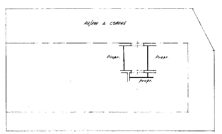 Planimetria 2/2 per rif. 2308