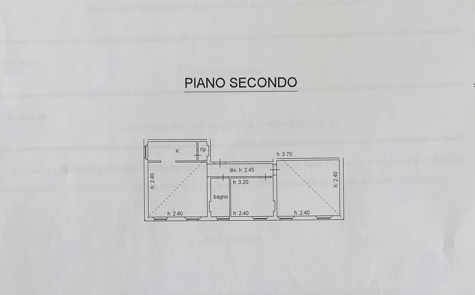 Planimetria 1/1 per rif. 2310