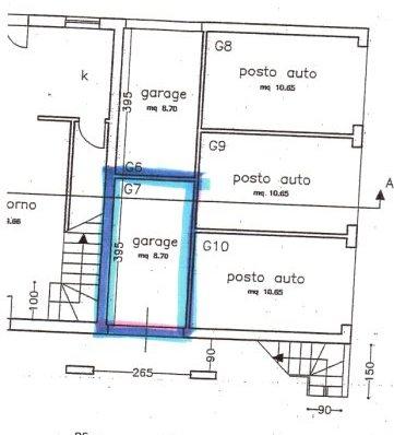 Planimetria 3/3 per rif. MA2891