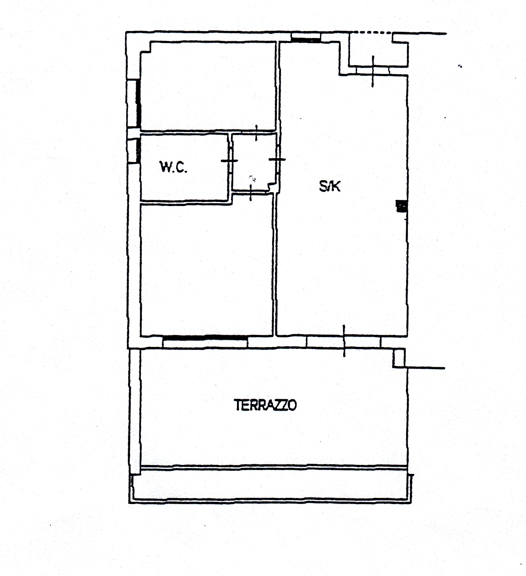 Planimetria 1/1 per rif. 177