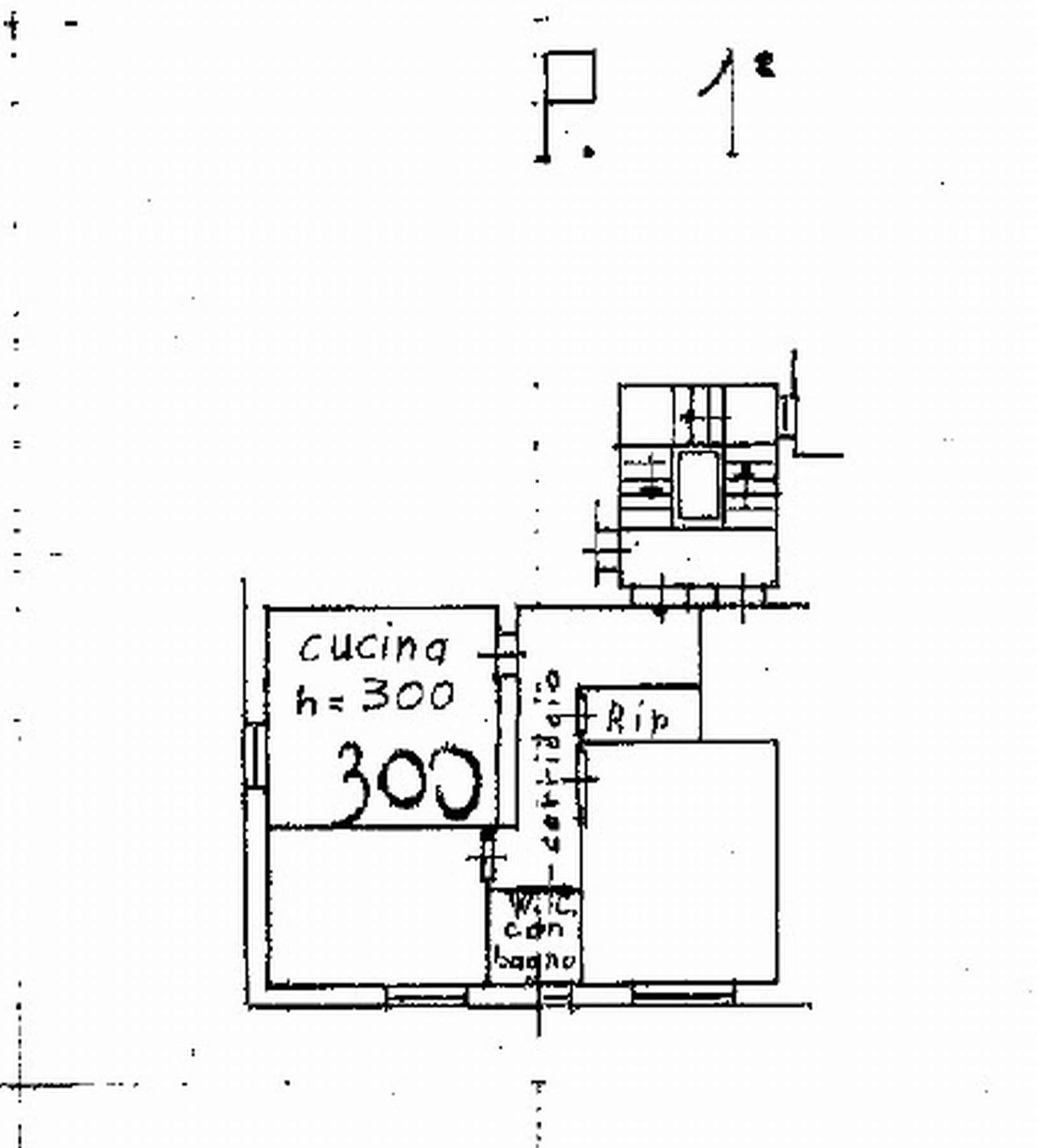 Planimetria 2/2 per rif. 160