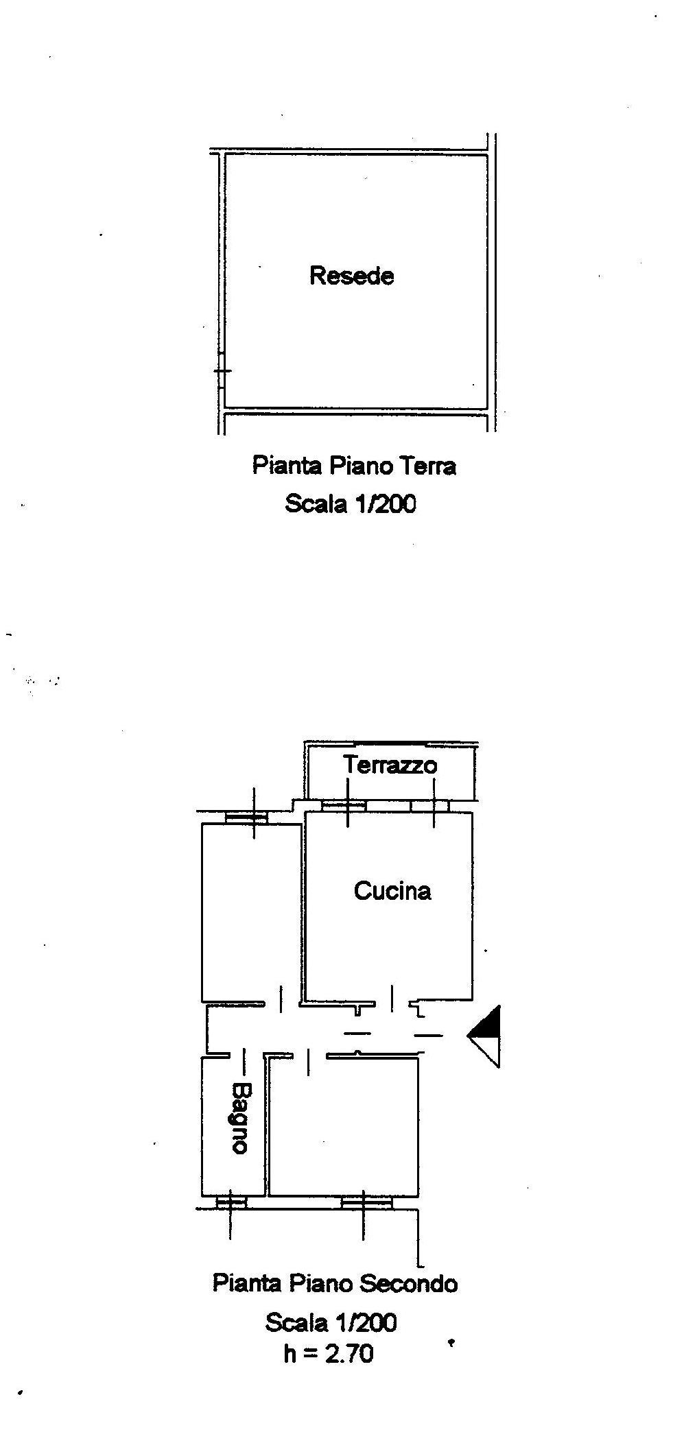 Planimetria 1/2 per rif. 156