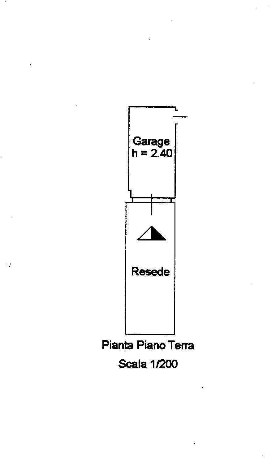 Planimetria 2/2 per rif. 156