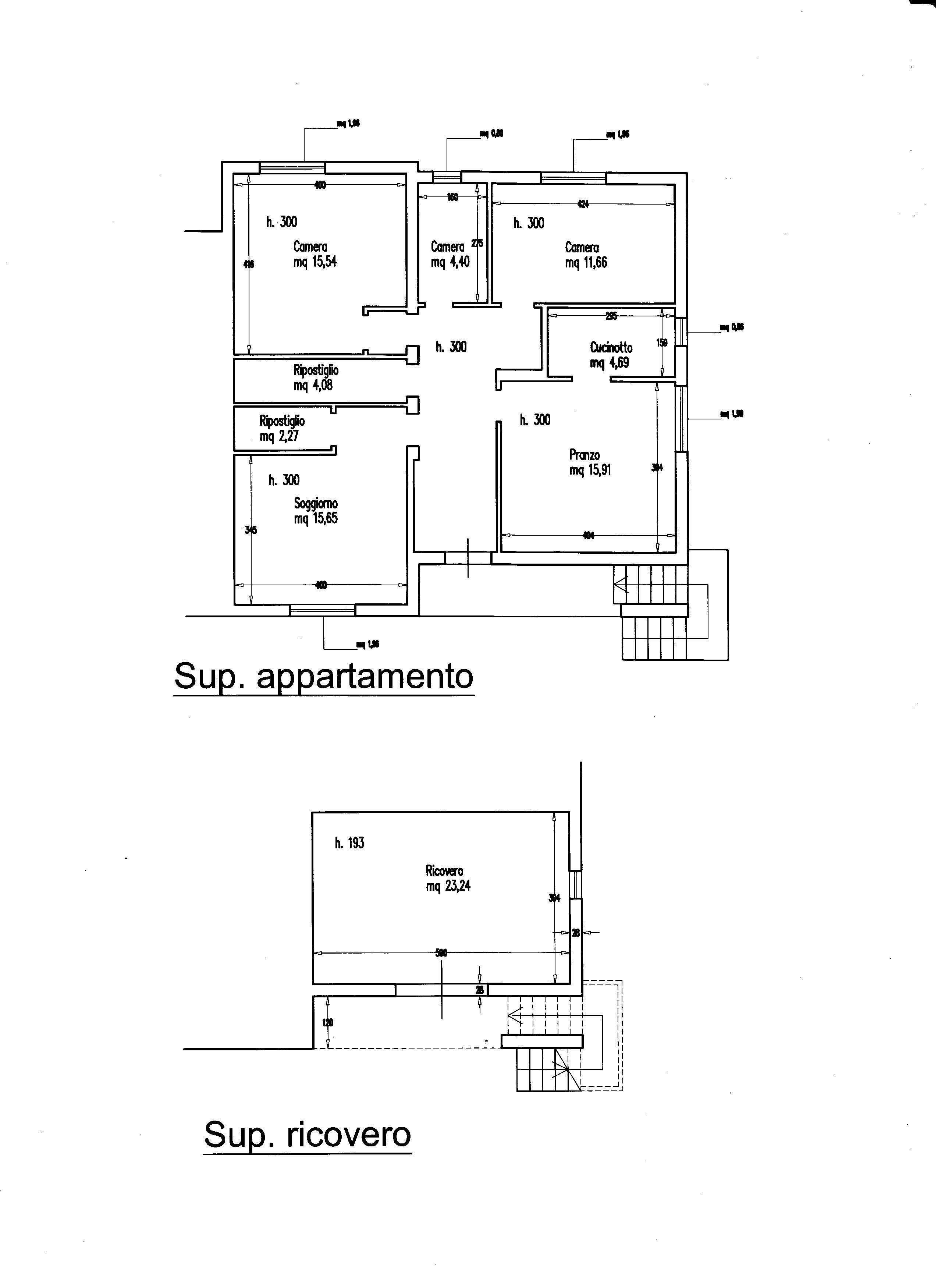 Planimetria 1/1 per rif. 328