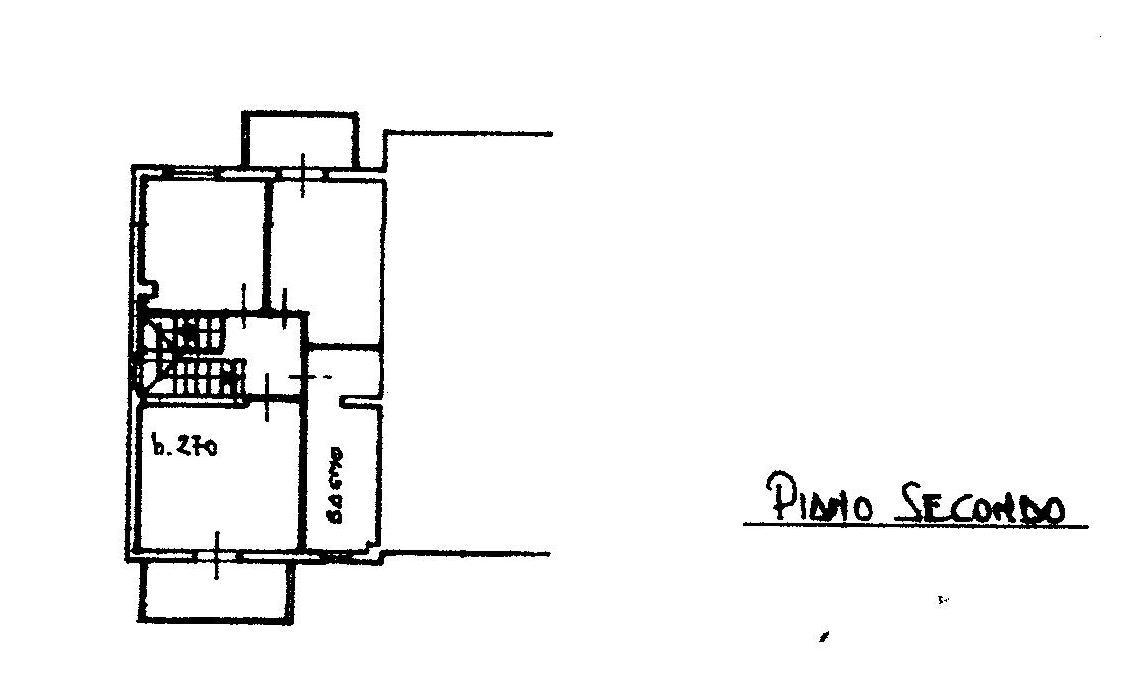 Planimetria 3/3 per rif. 1306