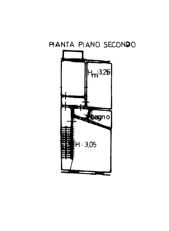 Planimetria 1/2 per rif. 313