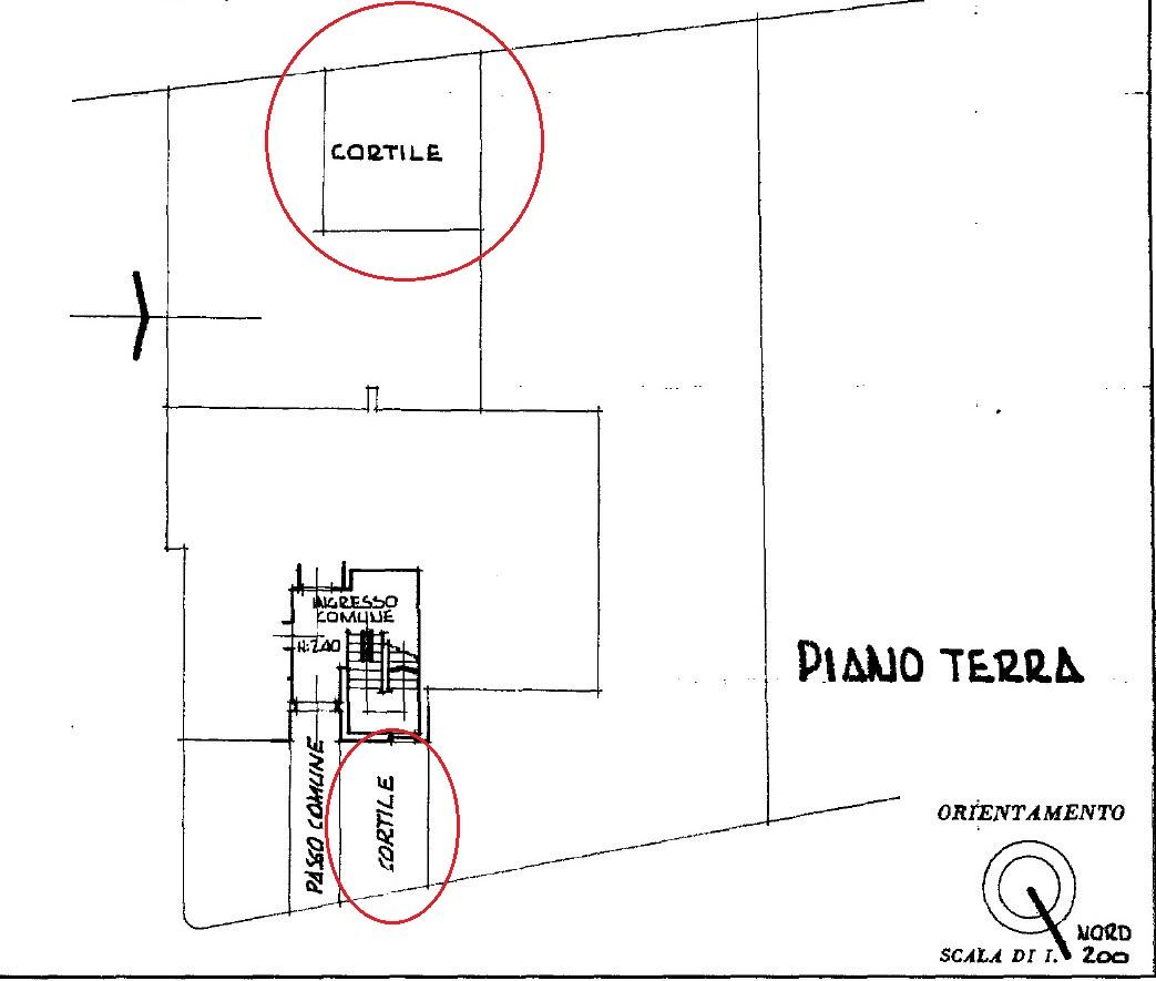 Planimetria 3/3 per rif. 780