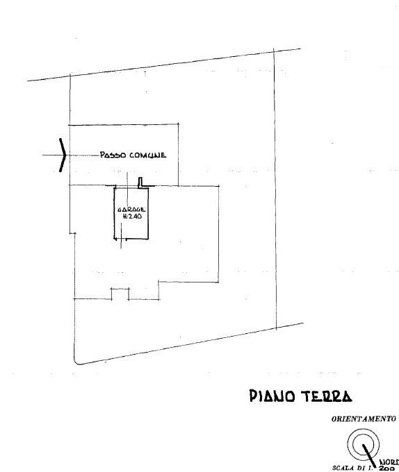 Planimetria 2/3 per rif. 780