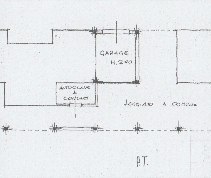 Planimetria 2/2 per rif. 312
