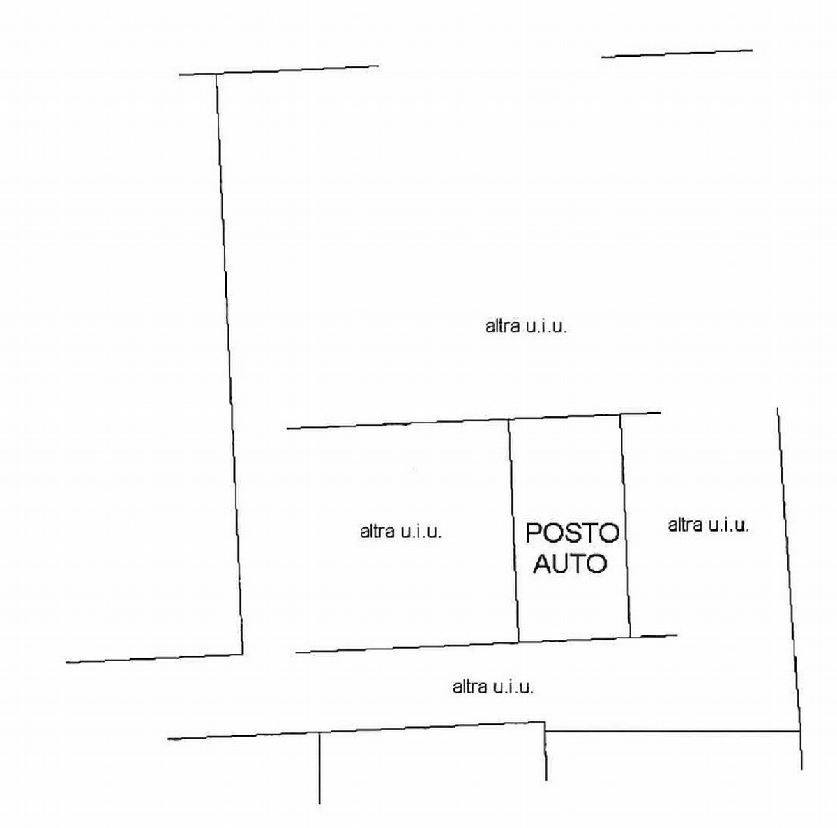 Planimetria 2/2 per rif. 161