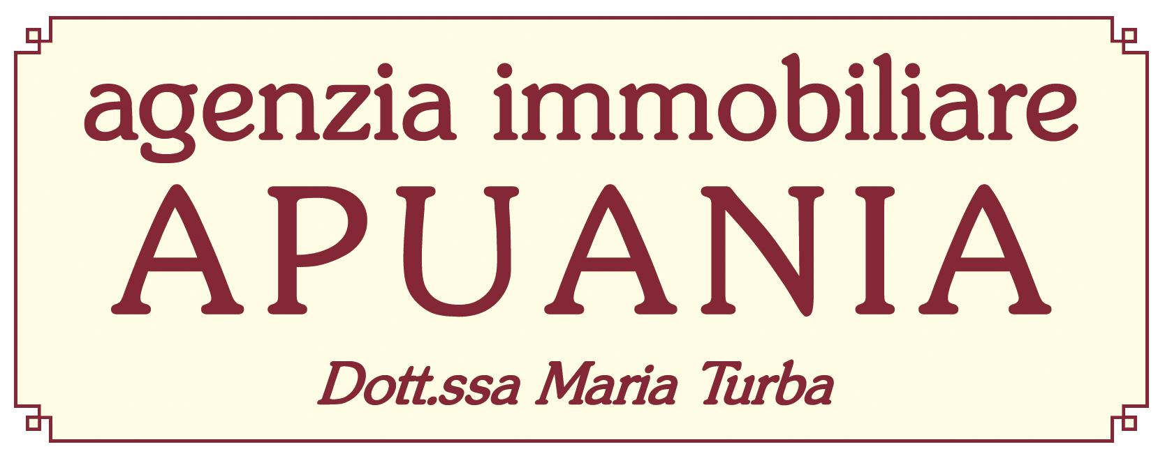 logo APUANIA Agenzia Immobiliare