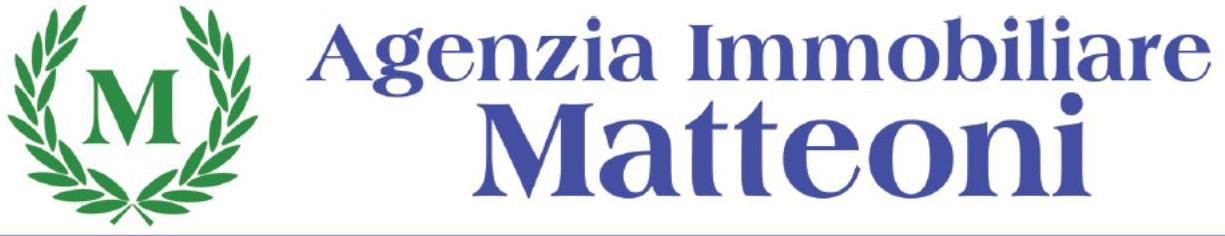 logo MATTEONI Agenzia Immobiliare