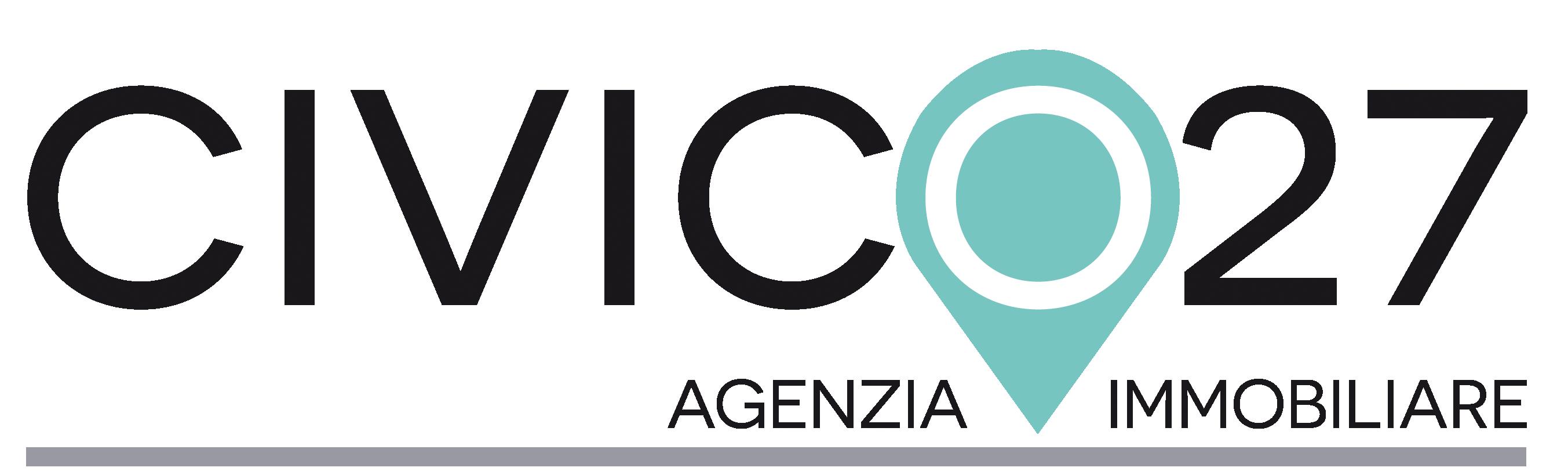 logo Civico27 Agenzia Immobiliare