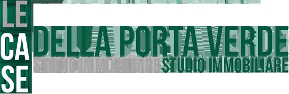 logo LE CASE DELLA PORTA VERDE Studio Immobiliare