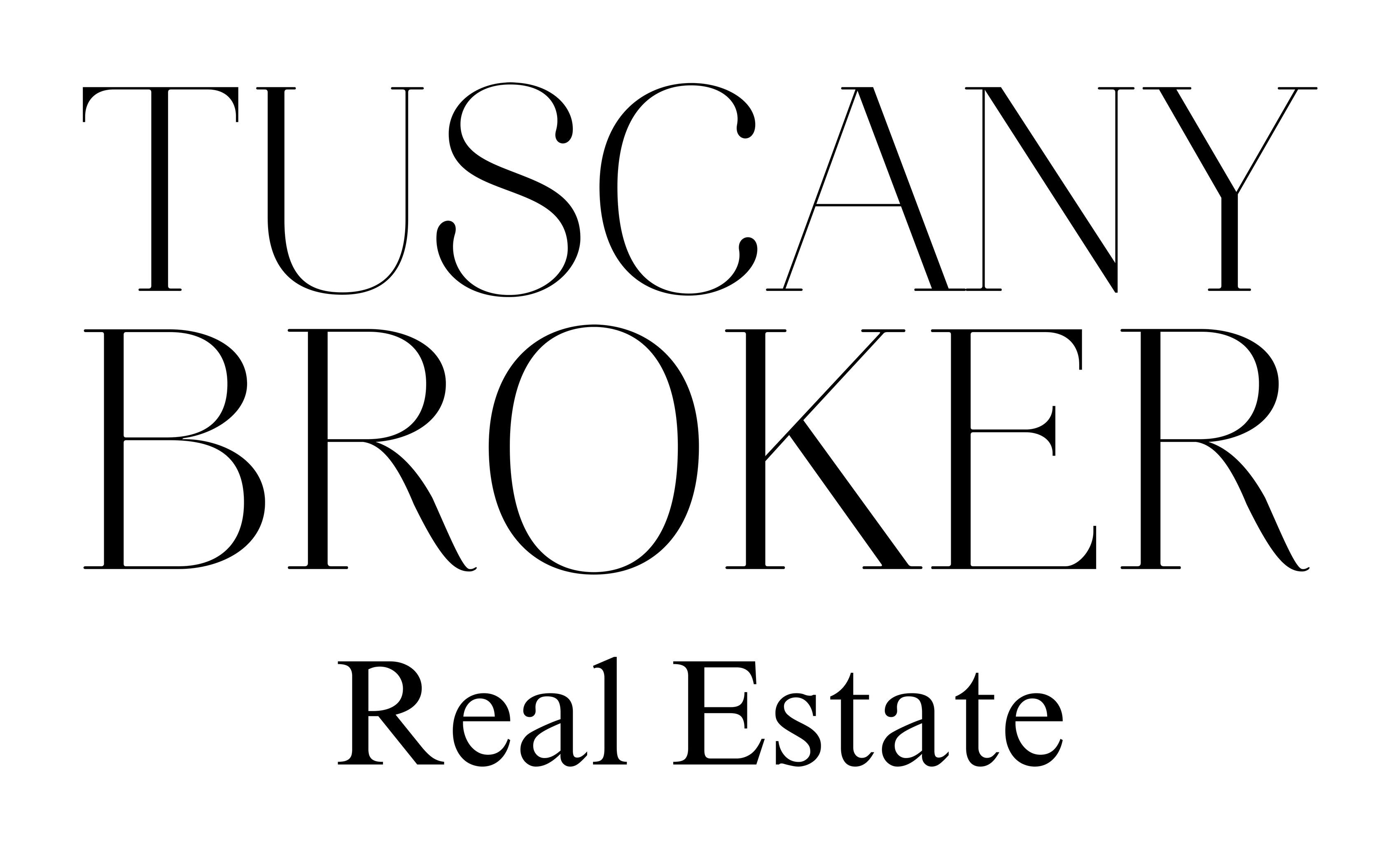 logo TUSCANY BROKER
