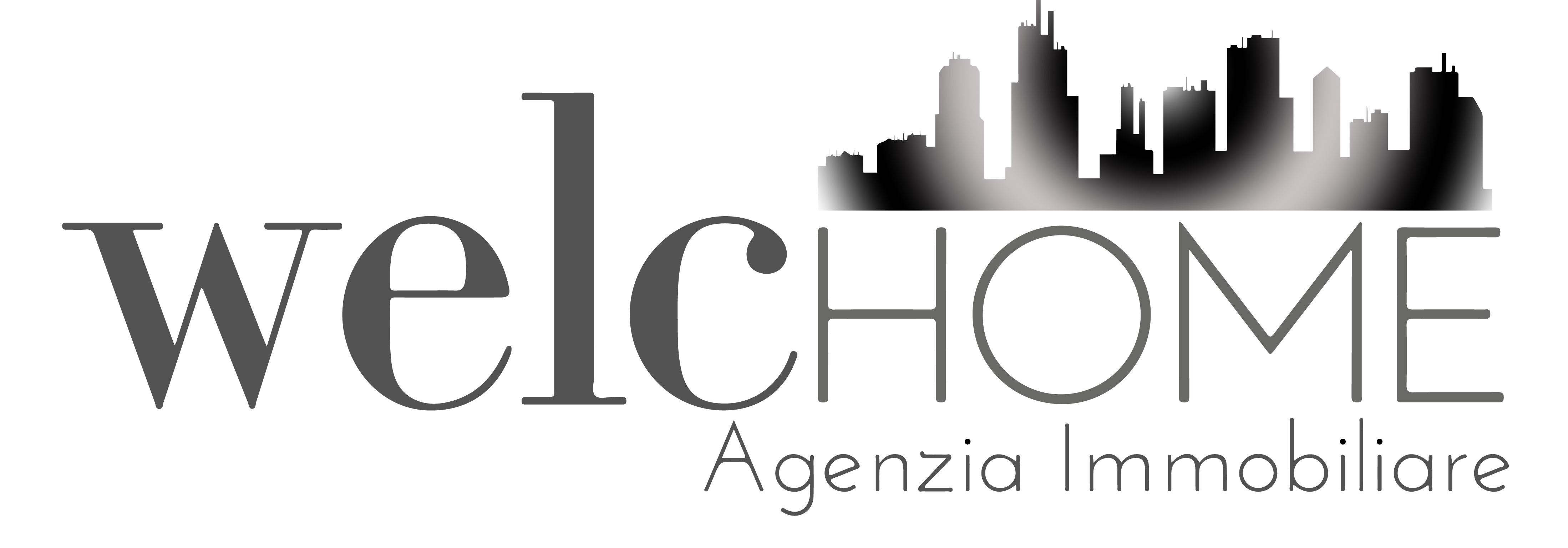 logo Welchome Immobiliare