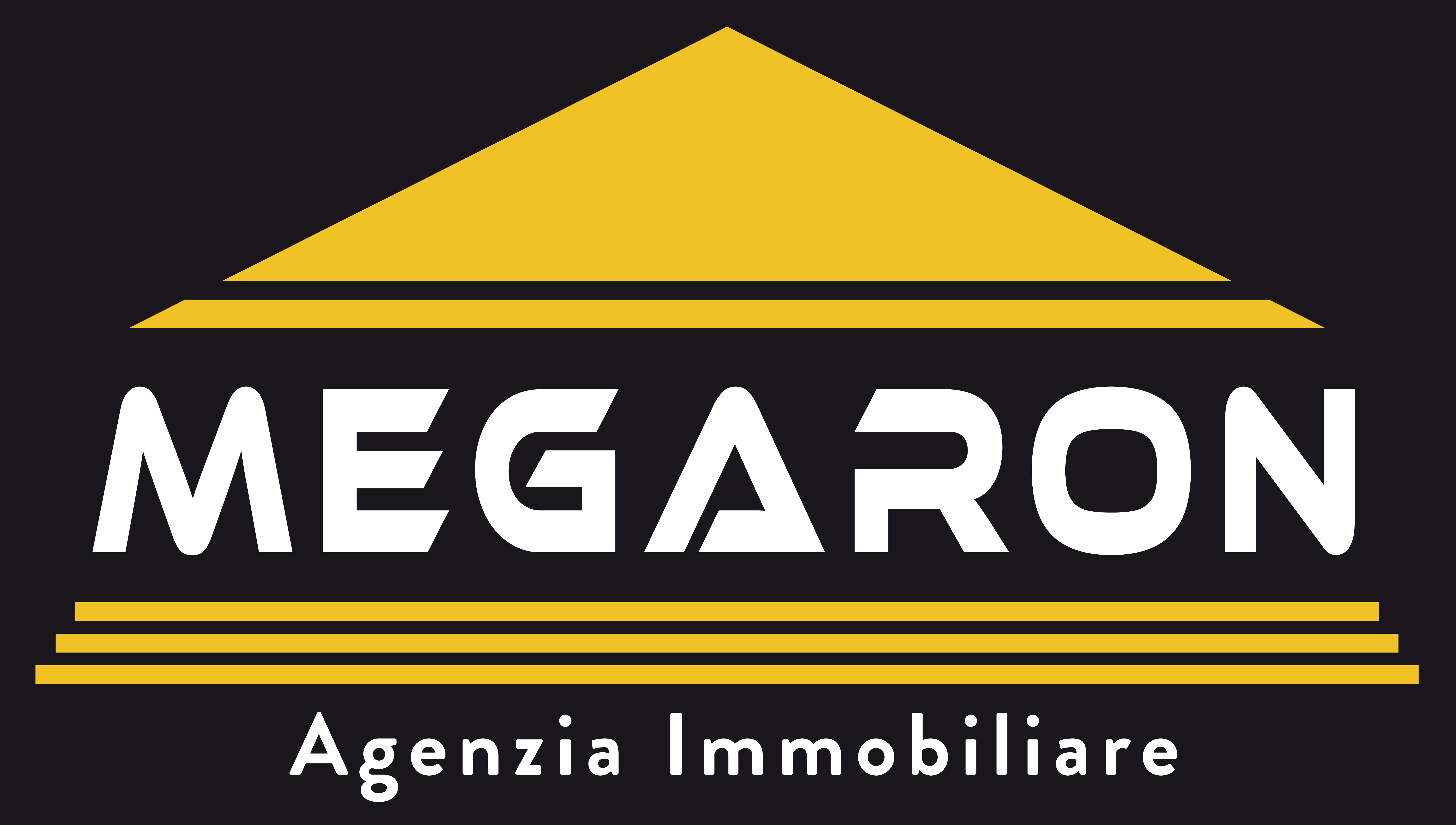 logo MEGARON - Ag. Immobiliare Lucca