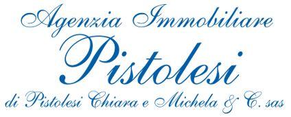 logo PISTOLESI - Ag. Immobiliare