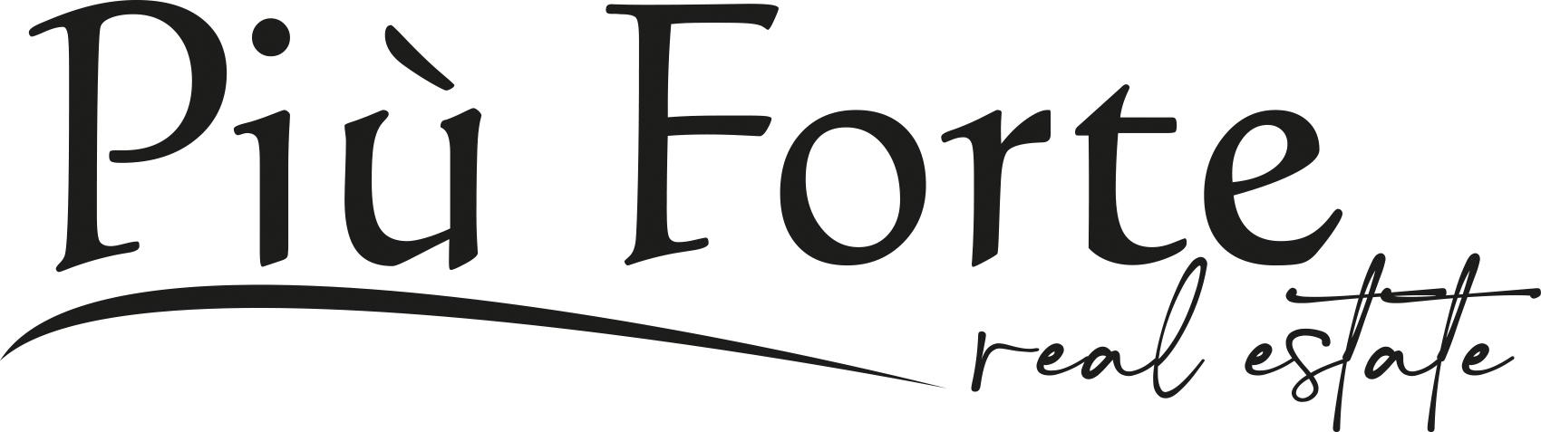 logo Più Forte Real Estate