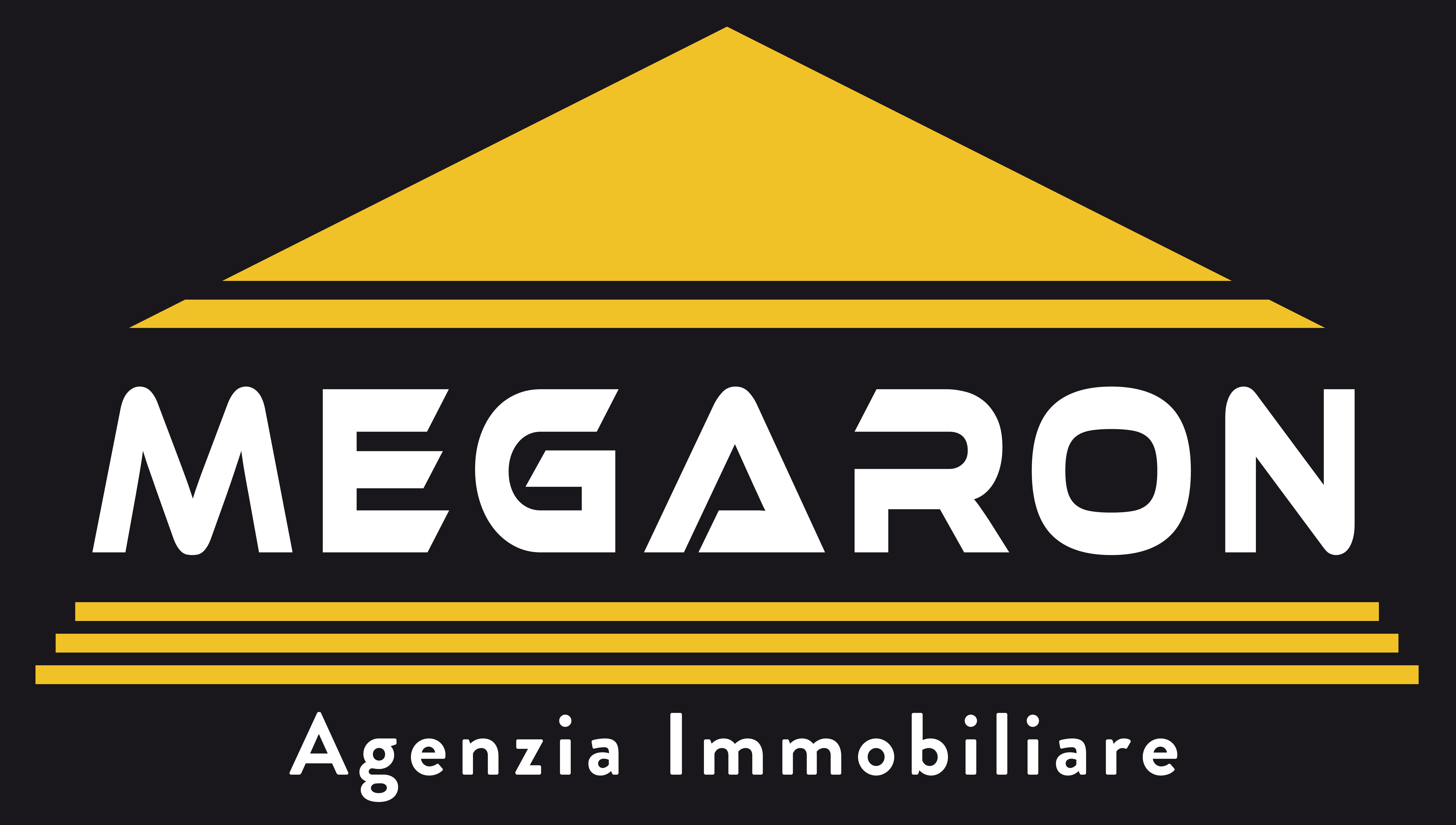 logo MEGARON - Ag. Immobiliare Pontedera