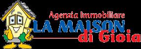 logo LA MAISON DI GIOIA - Ag. Imm.re