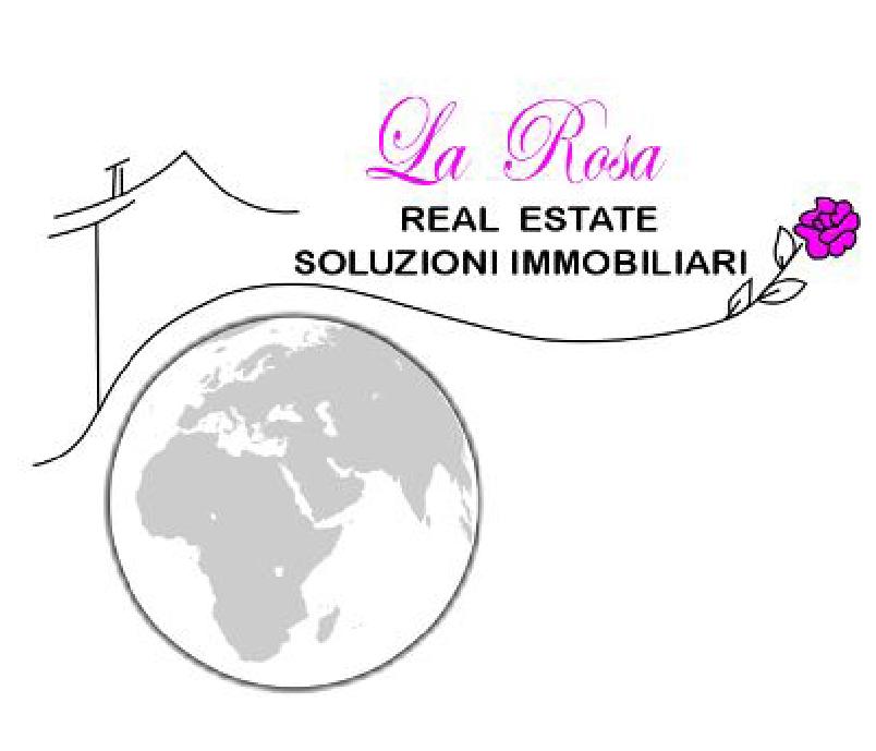 logo La Rosa Real Estate - Soluzioni Imm.ri