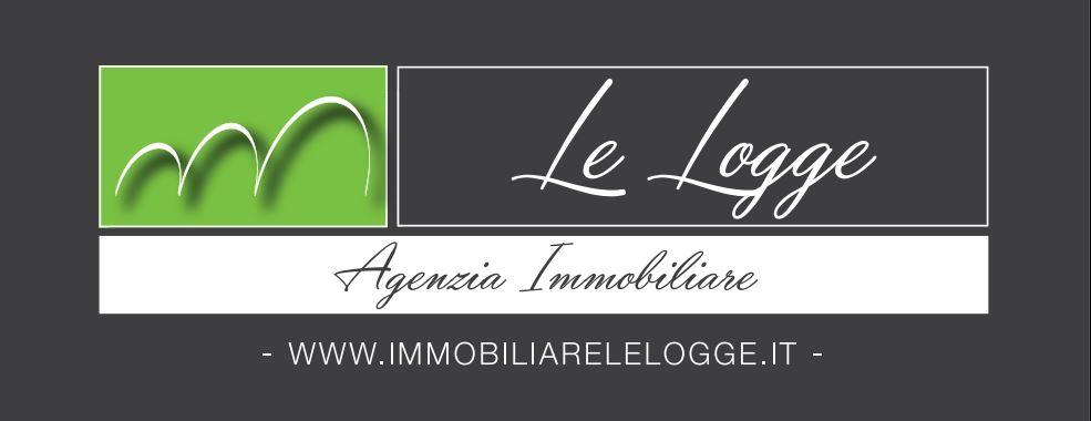 logo LE LOGGE Agenzia Immobiliare