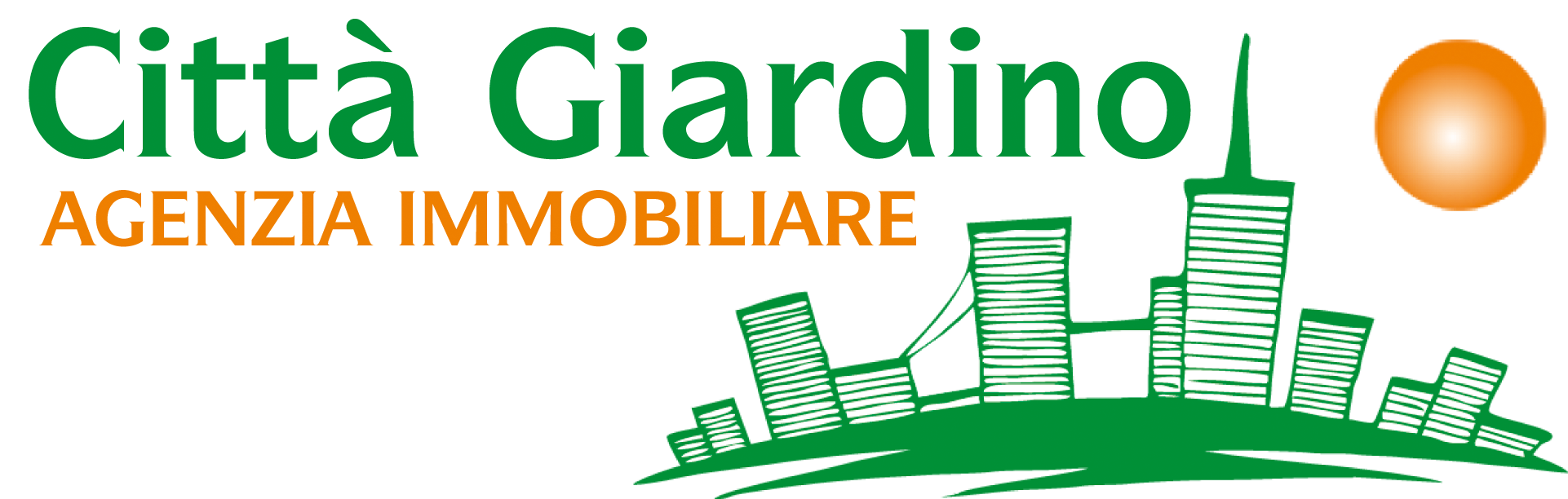 logo CITTA' GIARDINO Immobiliare