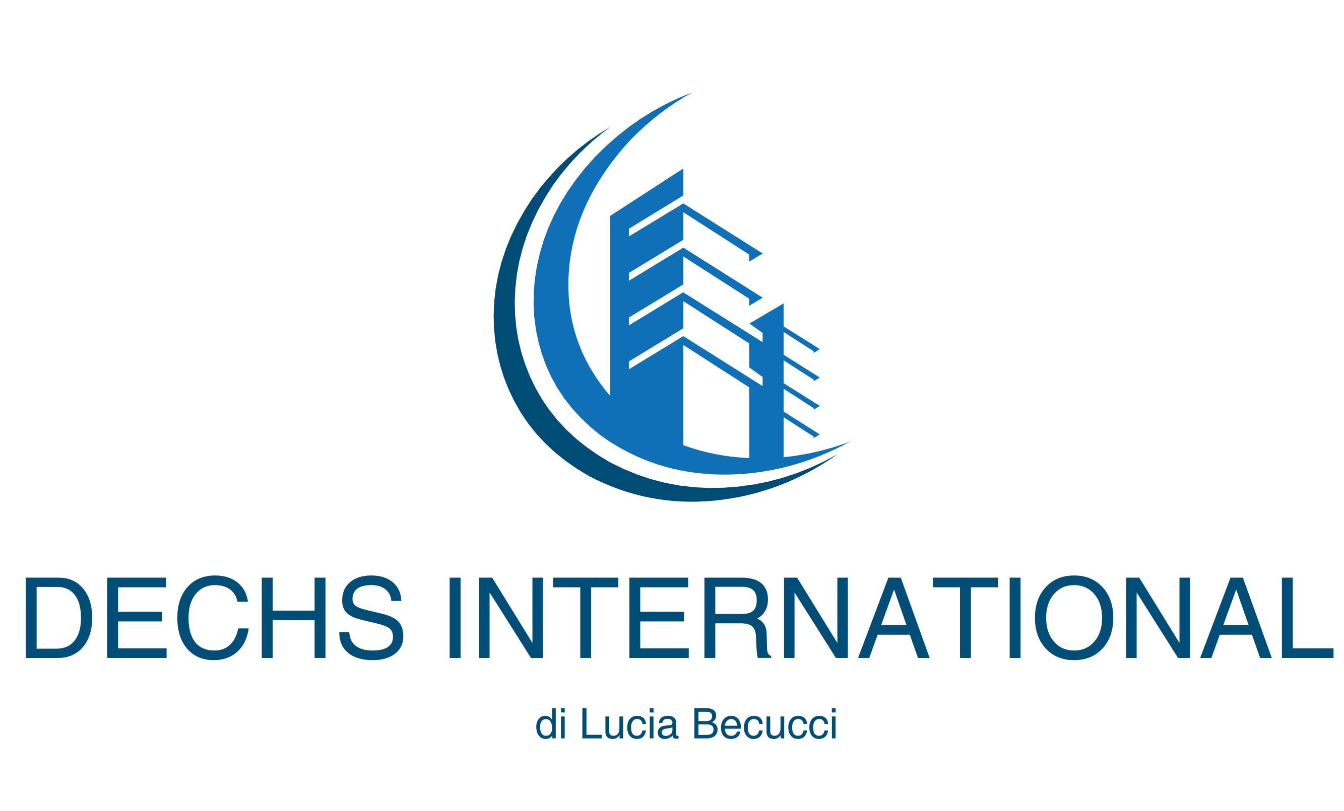 logo DECHS INTERNATIONAL DI LUCIA BECUCCI