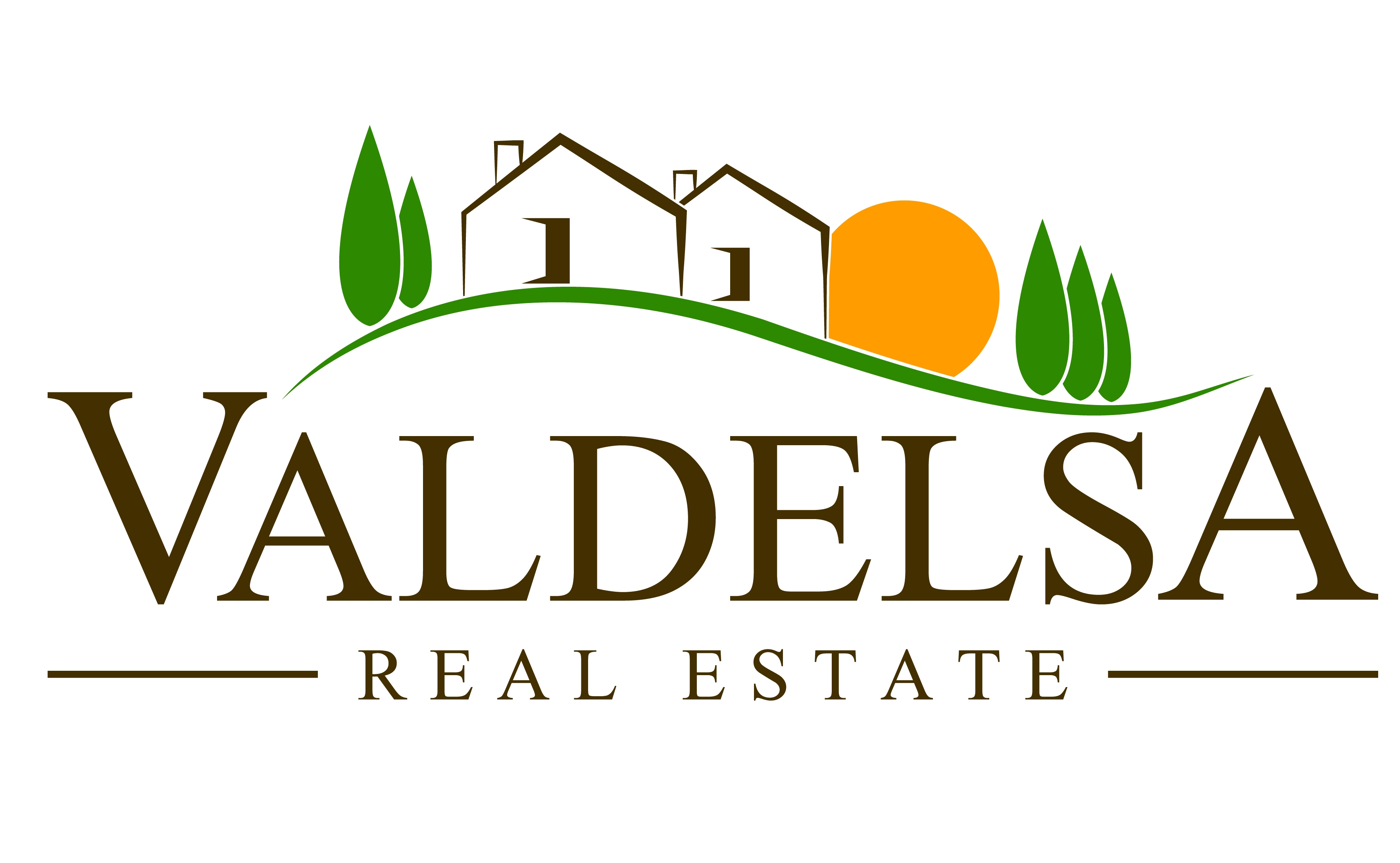logo VALDELSA REAL ESTATE